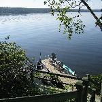 le cartier private dock