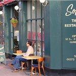 Sopar Thai restaurant - Kemp Town, Brighton