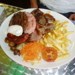 monster mixed grill