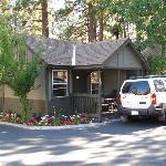 Cabin 258