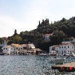 The local village