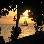 Sunset cruise @ Negril