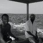 "Marine life Divers, Master diver ""Owen"" and Captain ""Ellis"""