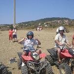 Off road adventure quads