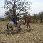 Off road adventure - horse riding