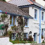 The Ship Inn, Portloe Cornwall