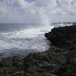 Blow Hole Coast