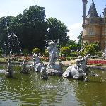 Fountain and Statuary