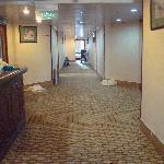 alley from lift