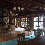 Mudbrick Manor - La sala comune