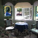 Amid Summer's Inn Peacock Room