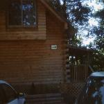 The Front of the cabin !!