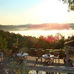 Sunrise at Roseland