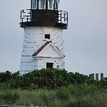 The lighthouse at Hyannis Harbor