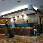Borneo Hotel - Reception