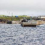 Ireland: co. Mayo - leaving Roonagh Quay