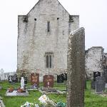 Ireland: co. Mayo - Clare Island Abbey