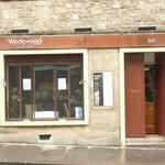 wedgwood façade