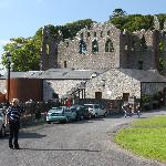 "Ireland: co. Westmeath - Belvedere House, ""Jealousy Wall"" and cafe"