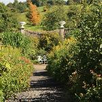 Ireland: co. Westmeath - Belvedere House, Walled Garden