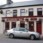 Ireland: co. Galway - Oughterard, Breathnach's pub