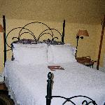 Lucille Suite (smallest and least expensive) at Fort Hill B&B