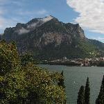 vue sur le lac du balcon (2)