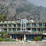 Hotel Alexander, Limone