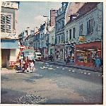 Downtown Provins 1966
