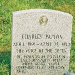 Charley Pattons Grave