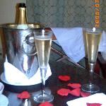 champers!