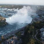 View from the Skyon Tower in Niagara