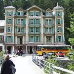 Rosenlaui Hotel Foto