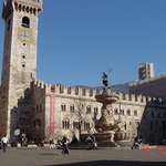 Piazza Duomo - Neptune Fountain and Diocesan Museum of Trento