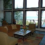 Lobby and View