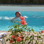 La piscine l'hôtel