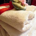 Lovely Fluffy Towels
