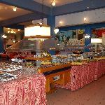 Le buffet-restaurant