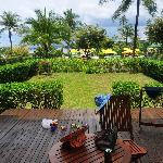 Angsana Suite garden