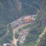 View from Machu Piccu