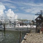 Captain Eddie's boat