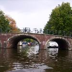 Canal Bridge Nearby