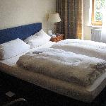 Hotel Domizil wonderful bed!