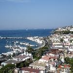 Esta es la la panoramica que teniamos desde la terraza