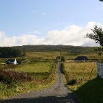 Road to Mrs MacLeod B&B