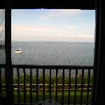 View from Deck in room
