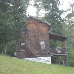 The Writer's Cabin
