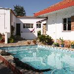 Pool Area Rivendell