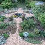 Herb Garden at Inn