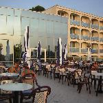Bar Area - Outside